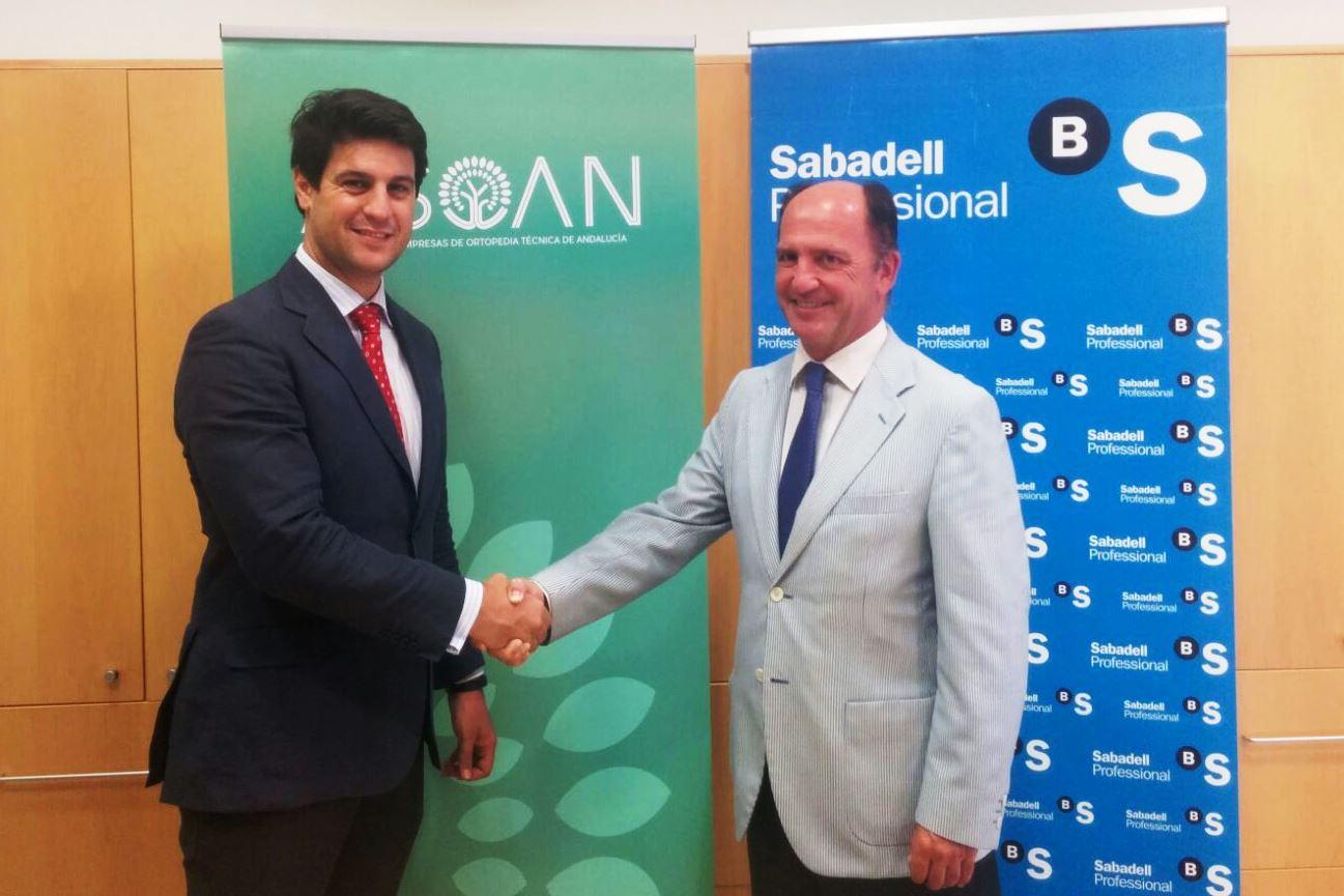 Banco Sabadell, nuevo colaborador