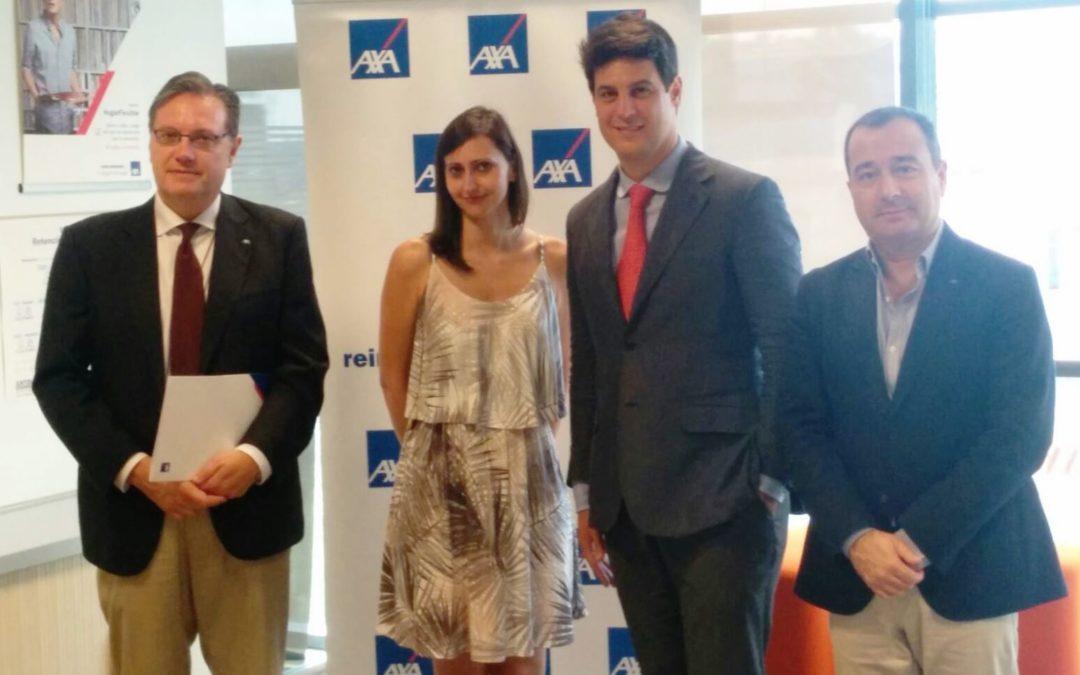 AXA SEGUROS y ASOAN firman un acuerdo de colaboracion
