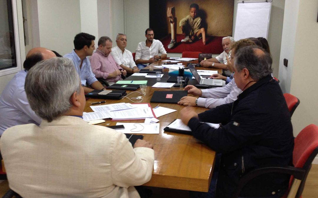 Fedop, por iniciativa de Asoan, propondrá a Ortoan la unión del sector en Andalucía