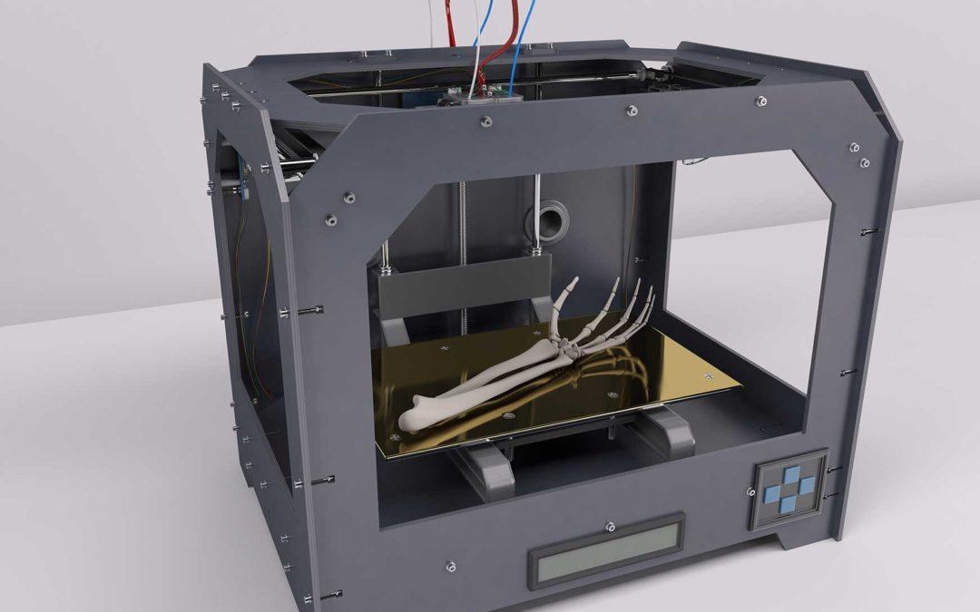 La impresión 3D, una aliada de futuro