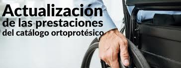 Catálogo General de Ortoprotésica, los derechos del ciudadano