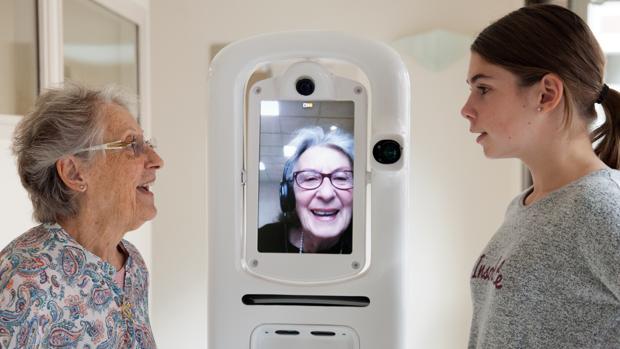 «Teresa», un robot con inteligencia emocional