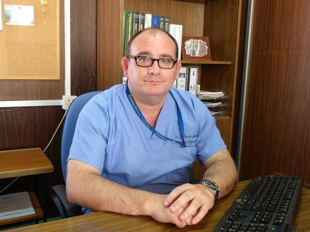 Un doctor del Virgen del Rocío, Vicepresidente de la Sociedad Ortopédica Pediátrica