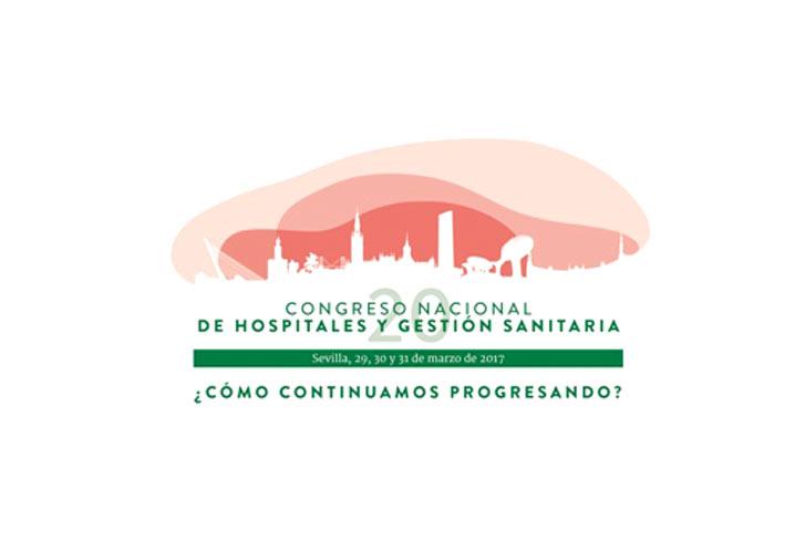 XX Congreso Nacional de Hospitales y Gestión de Sevilla